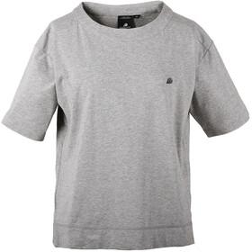 DIDRIKSONS Hermine T-Shirt Femme, grey melange